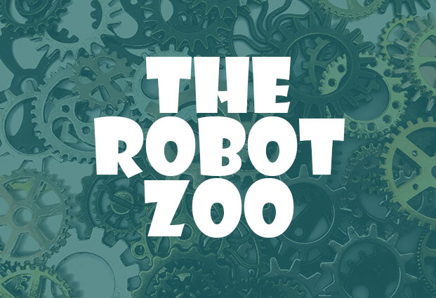 Portland Science Center Robot Zoo